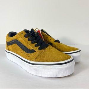 Vans Old Skool Suede Cumin Black Sneakers